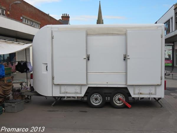 Lynton Exhibition trailer