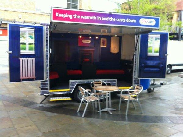 3.6m Lynton Exhibition Trailer