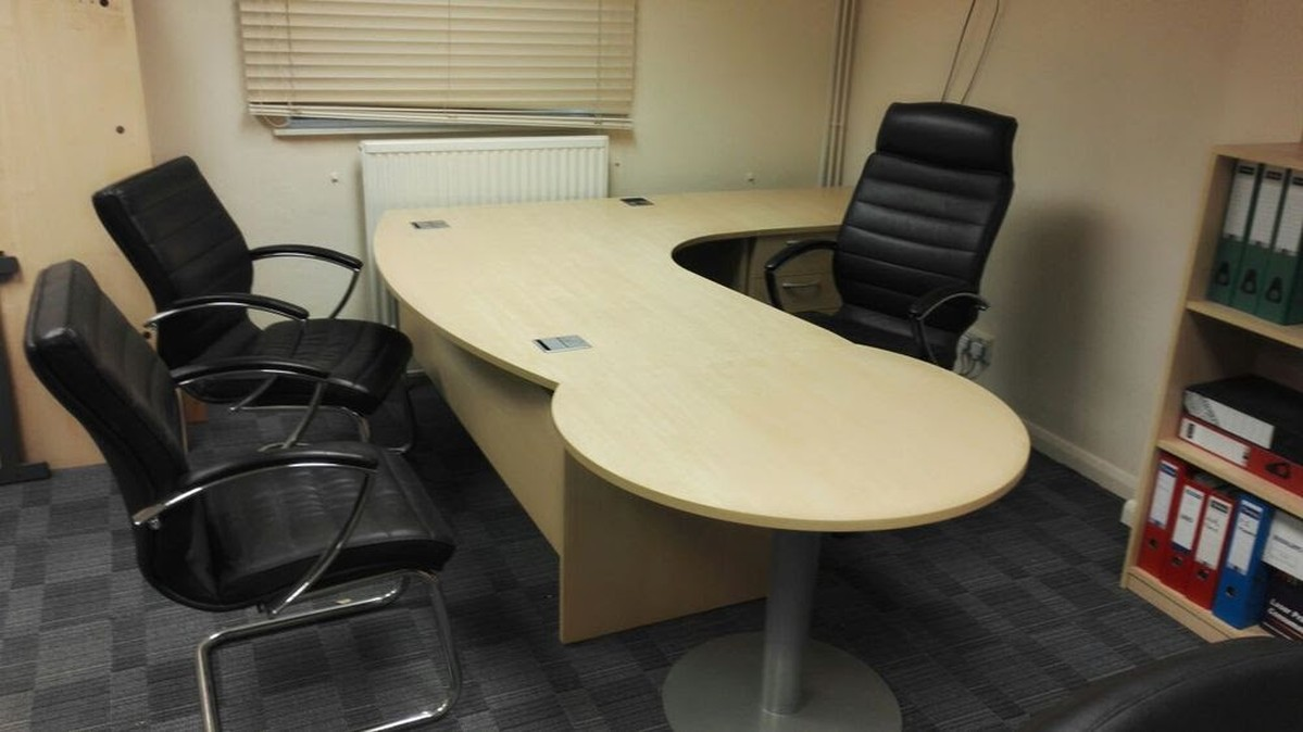 Office desks for sale uk pictures - Used office desk for sale ...