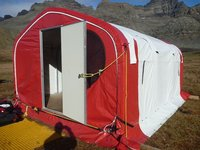 Alaska Structures GBX Aluminium Box-section Frame Tents