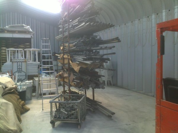 Used Armbruster Marquees