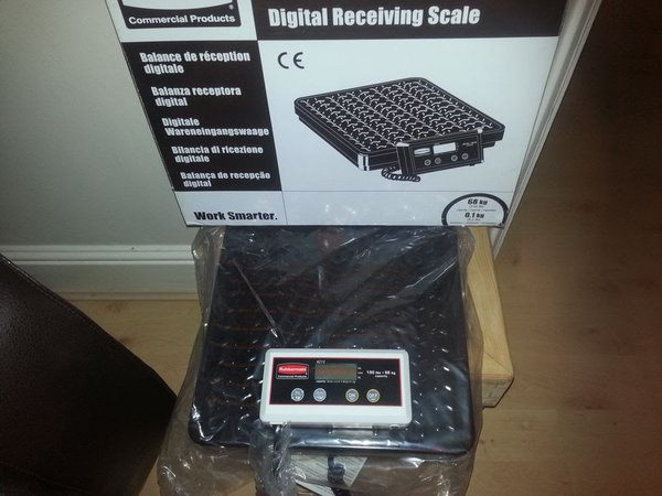 Digital Receiving Scales