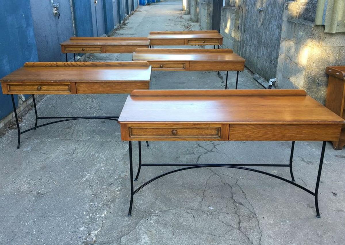 Second Hand Oak Bedroom Furniture Secondhand Hotel Furniture Hotel Bedroom Sets 5x Solid Oak