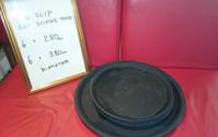 round drinks trays