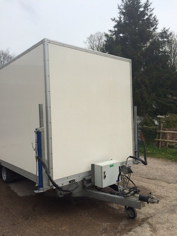 Portable Storage Trailer : Secondhand portable buildings the best place to buy or