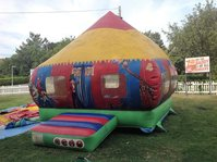 Circus Domes Bouncy Castles