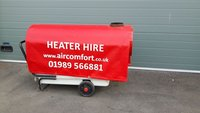 Arcotherm EC40 Indirect Oil Fired Heater