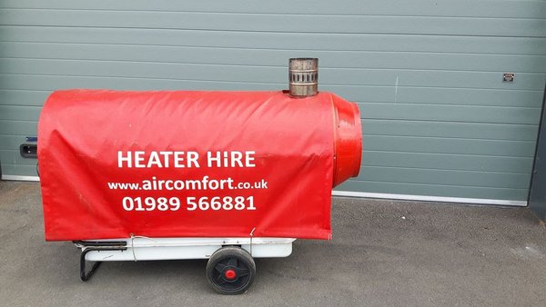 Arcotherm EC70 Indirect Oil Fired Heater