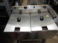 Double Table Top Fryer (3974)