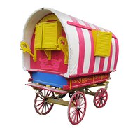 Children's Gypsy Waggon