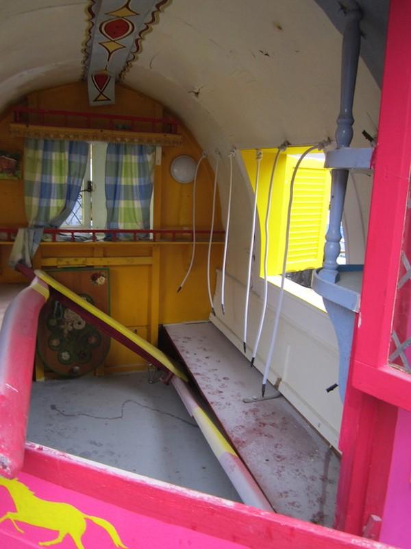 Children's Gypsy Waggon
