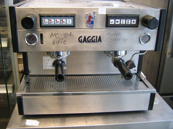 Gaggia TD Coffee Machine