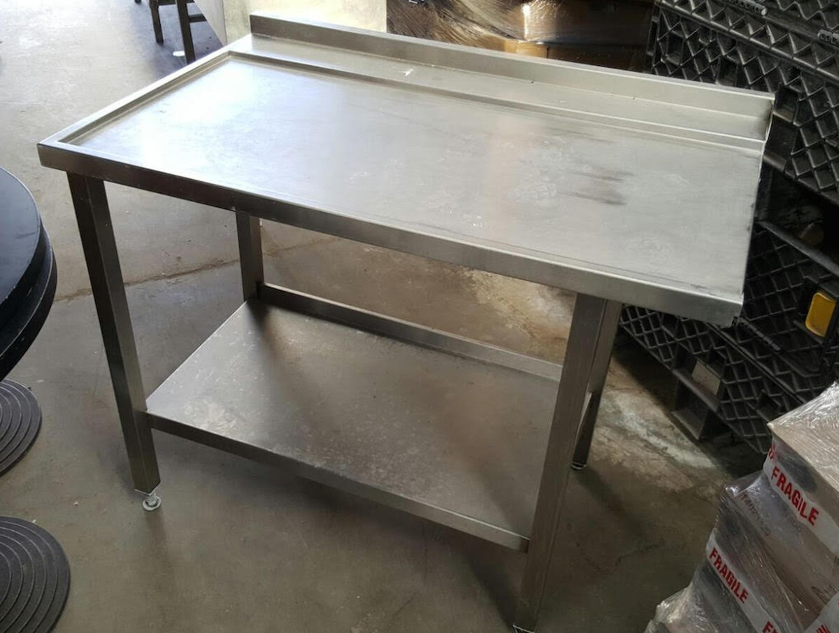 Table Top Dishwasher London : ... Marquees Roneford Catering - London Dishwasher Out Table - London