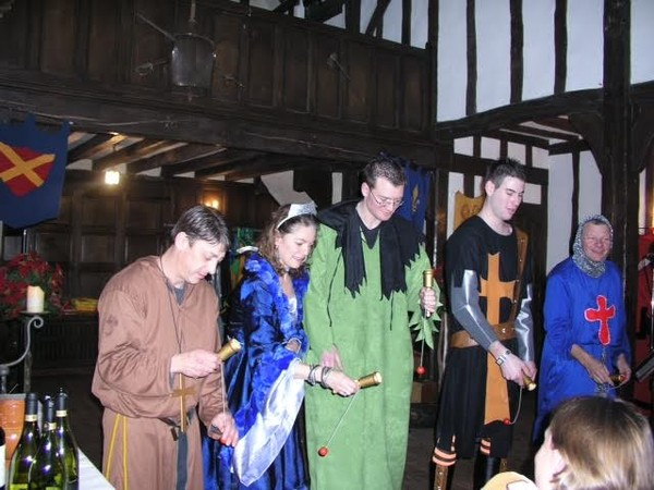 Medieval Costume Hire