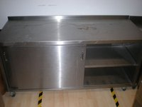 Stainless Steel Storage Unit / Prep Table
