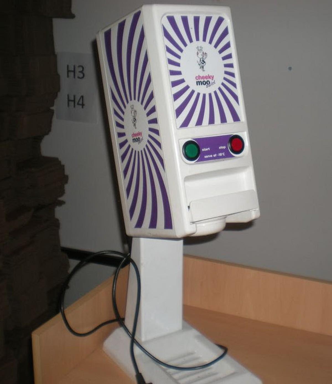 swirl machine