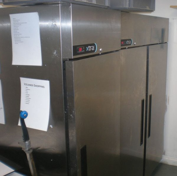 Secondhand Catering Equipment Upright Fridges