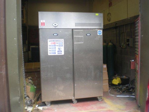 Foster PSG1350L Double Door Freezer