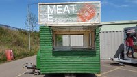 8ft x 7ft Catering Trailer