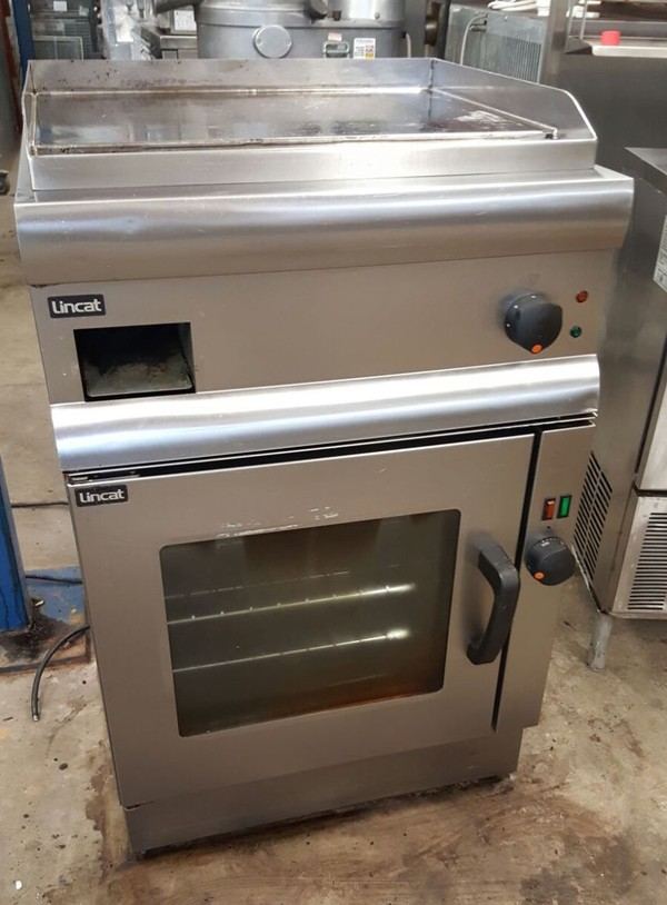Lincat grill & static electric oven