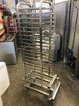 Electrolux combi rack