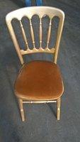 20x Gold / Gilt Cheltenham Banqueting Chairs