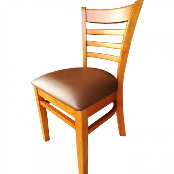 Cherry Brown Dallas Restaurant Dining Chairs