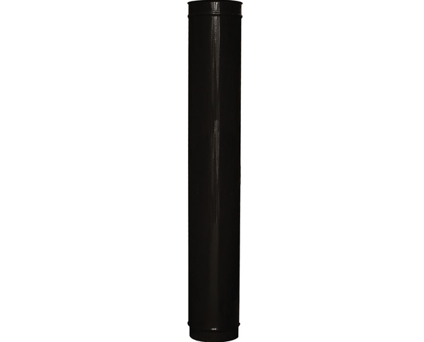 1200mm Straight Cast Iron Stove Pipe