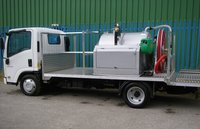 Toilet trucks with Rapide tanks for sale