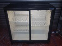 Coolpoint Double Door Bar Fridge / Bottle Cooler - Derby / Nottingham / Leicester