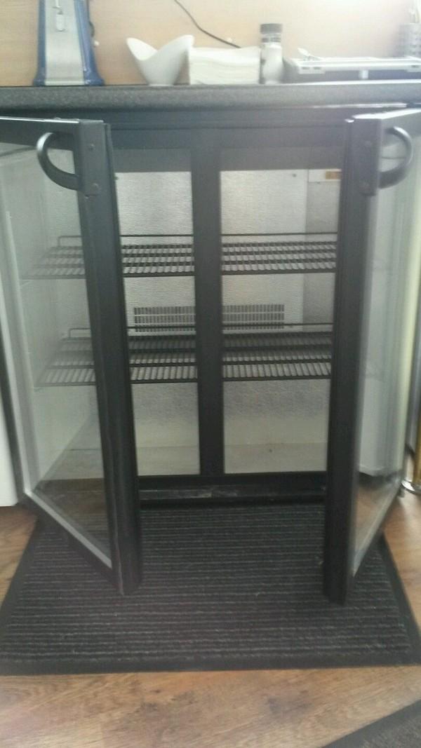 Autonumis Double Door (Opening Door) Bar Fridges