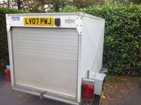 Genuine Conway Box Trailer 6x4x4