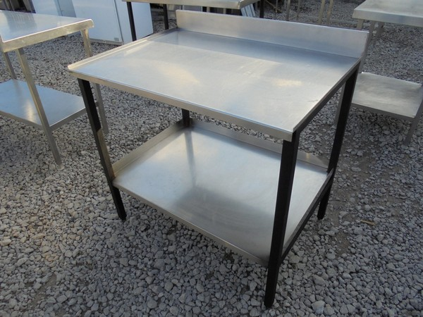 Stainless Steel Table (4073)