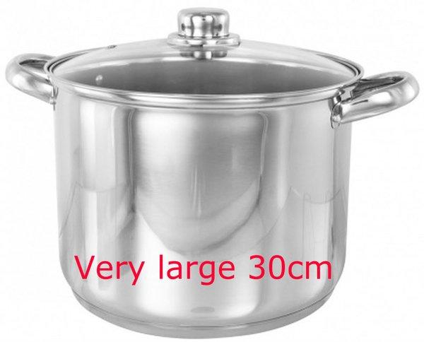 30cm stock pot