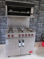 Masterchef Bottle Gas Cooker and Grill