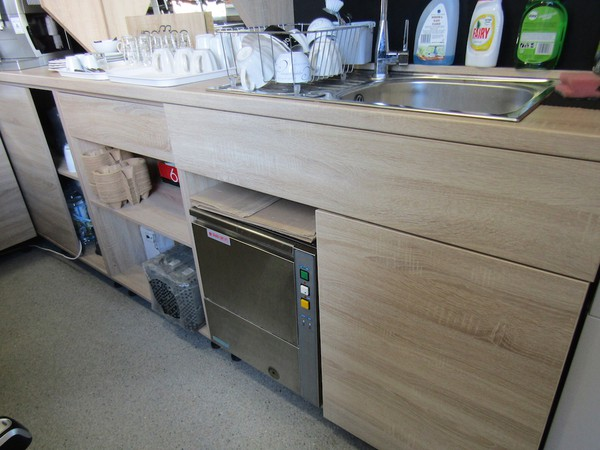 Coffee Bar, Hotel Reception, Shop Or Wine Bar Furniture and Equipment