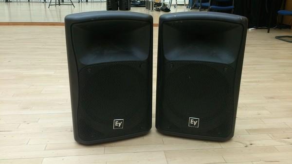 Electro-Voice ZX4 Speakers (Pair) 400W