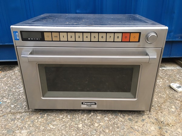 Microwave toaster combo lg