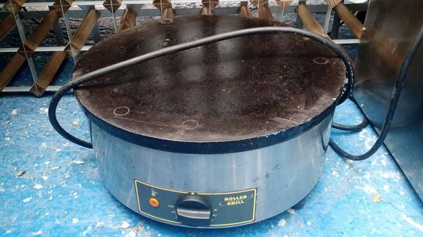 commercial crepe maker