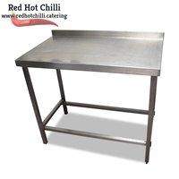 1m Stainless Steel Bench (Ref: RHCs407) - Warrington, Cheshire