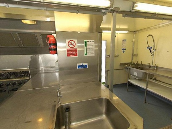 Temporary Kitchen / Catering Facility