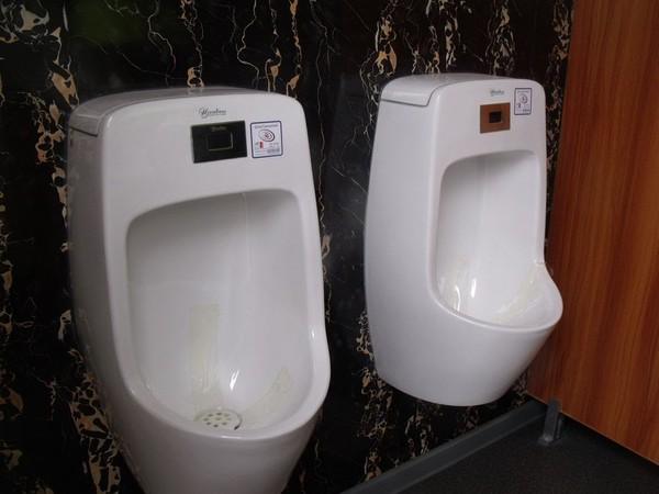 2 + 1 Toilet Block