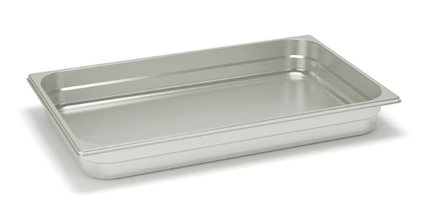 GN 1/1 Stainless Trays 65mm Deep