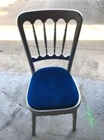 150x Silver Cheltenham Banqueting Chairs