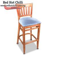 4x Blue Poseur Chairs (Ref: RHC1949) - Warrington, Cheshire