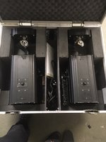 Martin Image Scanners in flight case