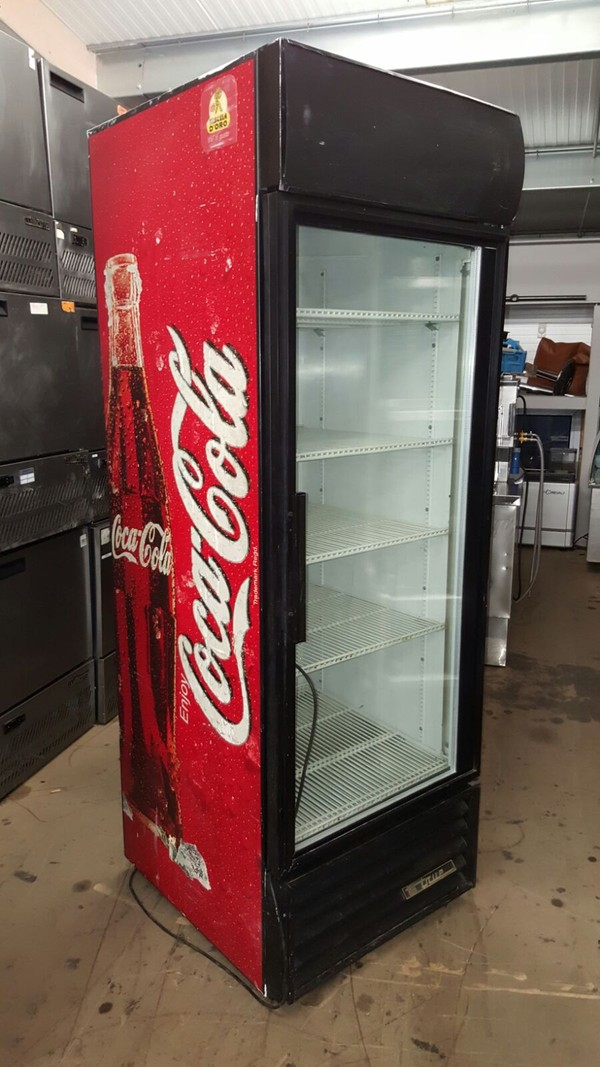 True Display Fridge