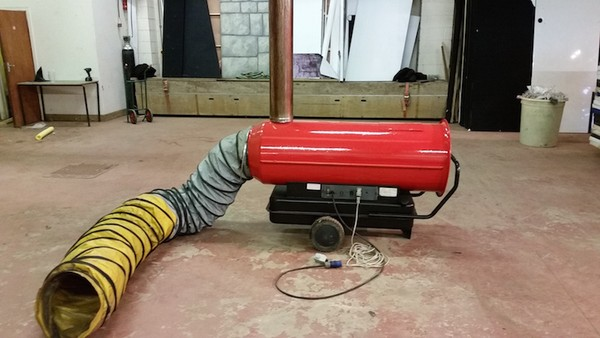 Argotherm EC70 Indirect Heater