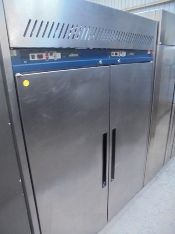 Stainless Steel Williams Double Fish Fridge (4142)