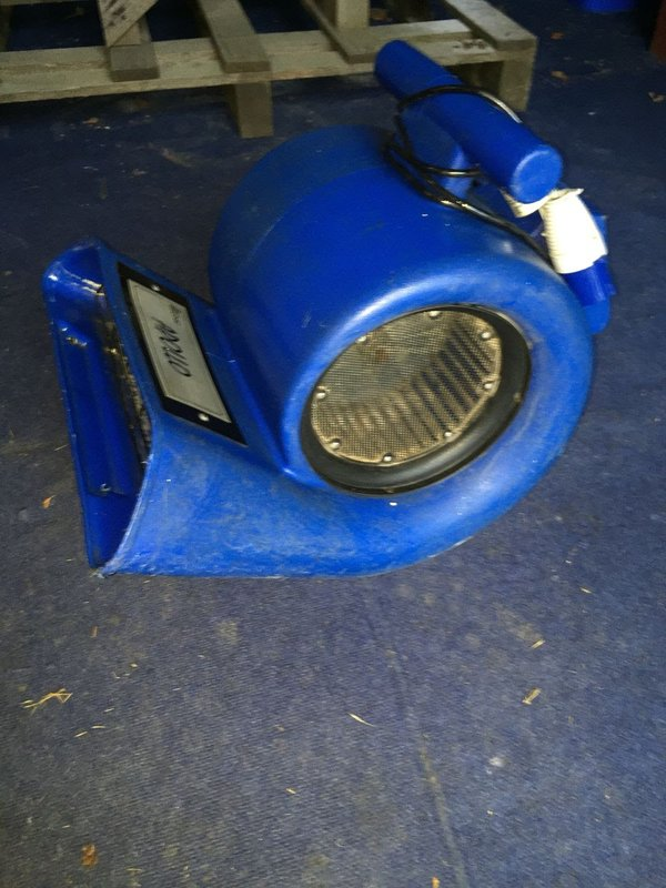 Ebac Apollo Turbo Carpet / Floor Dryer